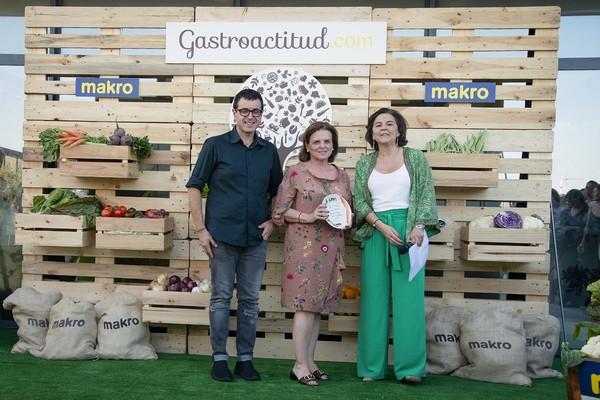 IV Premios Gastroactitud - Rosa Lafuente (Conservas Rosa Lafuente. Pontevedra)2