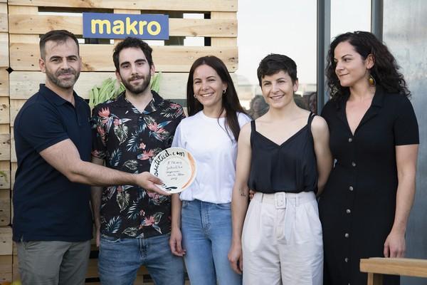 IV Premios Gastroactitud. Hermanos García, (Panem. Madrid)2