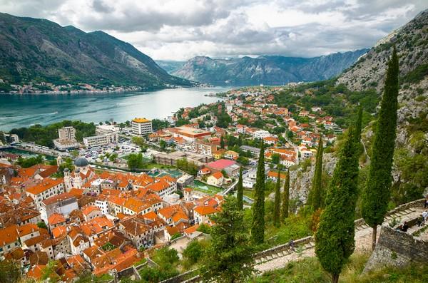 Kotor Stari Grad, Montenegro.