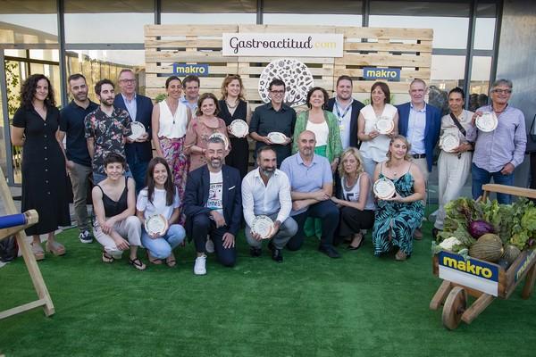 Premiados IV Edición Premios Gastroactitud 2019. (2)