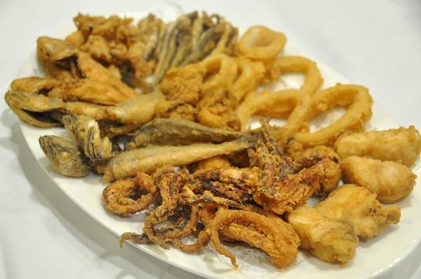 Circulo marisqueria_Pescado frito