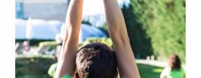 Relax con yoga, piscina y terraza entre viñedos