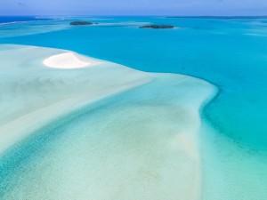 Aitutaki, la laguna más bella del mundo