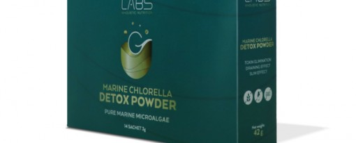 La efecto detox de la chlorella marina