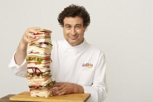"""Se presenta el concurso """"El sándwich más bueno del mundo"""""""