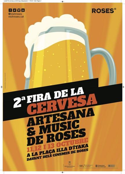 II Edición de la Feria de la Cerveza Artesana & Music