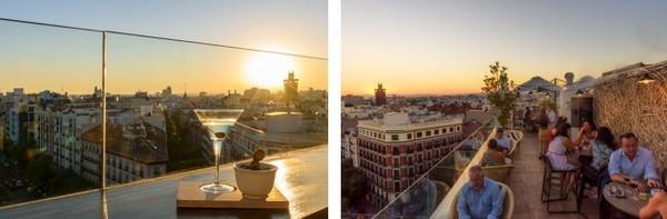 Música y arte en el Hotel H10 Alcalá en Madrid