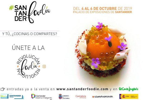 SantanderFoodie, el primer evento para amantes de la cocina