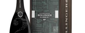 Bollinger homenajea al Agente 007