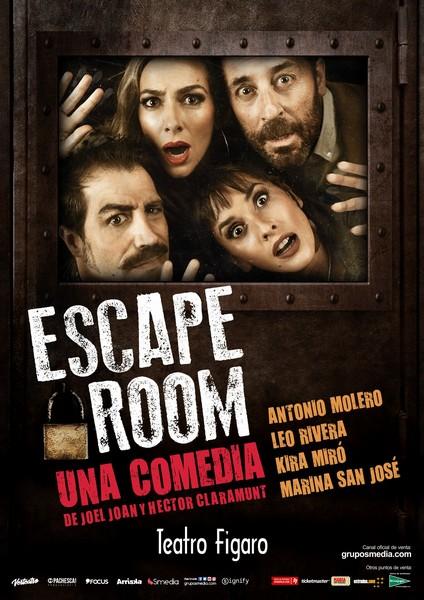 Escape Room en Madrid en enero