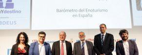 El Barómetro del Enoturismo en España en Fitur