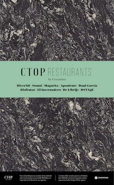 «C-Top Restaurants», un libro con la esencia creativa de las grandes cocinas