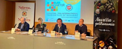 Navartur es la Feria Internacional de Turismo de Navarra