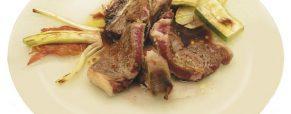 Menorca saborea su vaca roja menorquina