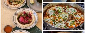 Cinco platos más populares de Israel para cocinar en casa