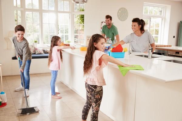 Ocho consejos de higiene en la cocina