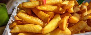 Las patatas fritas son el tesoro gastronómico de Valonia