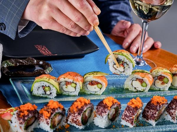 Casa Sushi y Japón viene a tu casa