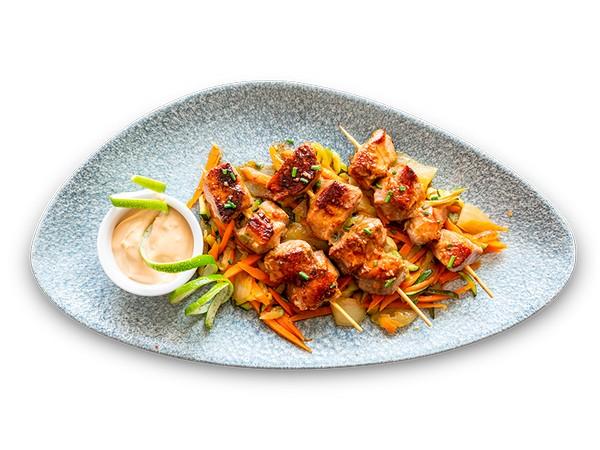 Maitake Majadahonda, cocina japonesa con guiños mediterráneos