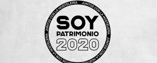 Juntos con la Hostelería promueve #SoyPatrimonio2020