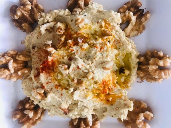 Tres recetas saludables con hummus