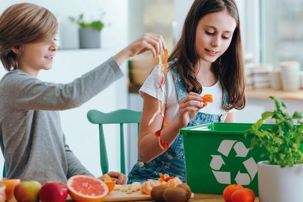 Cuidar el medio ambiente en la cocina