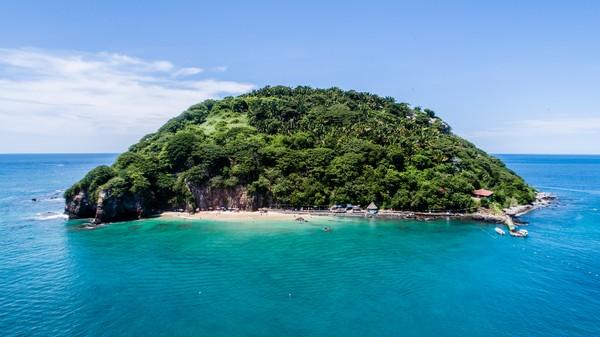 Isla del Coral, un paraíso casi desierto para ti