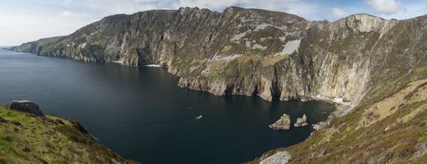 Irlanda es la tierra de los acantilados